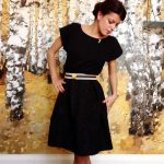Collection City Wood Jupe Annette & Top Crema Cut